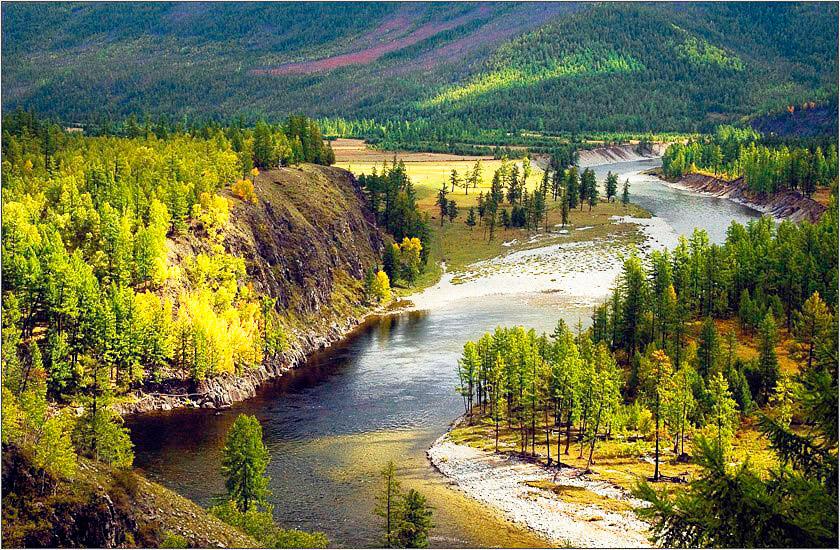 Реки — Хранилища Памяти