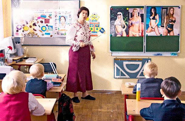 Школьная и ТВ секс-пропаганда или внебрачный секс вне закона.