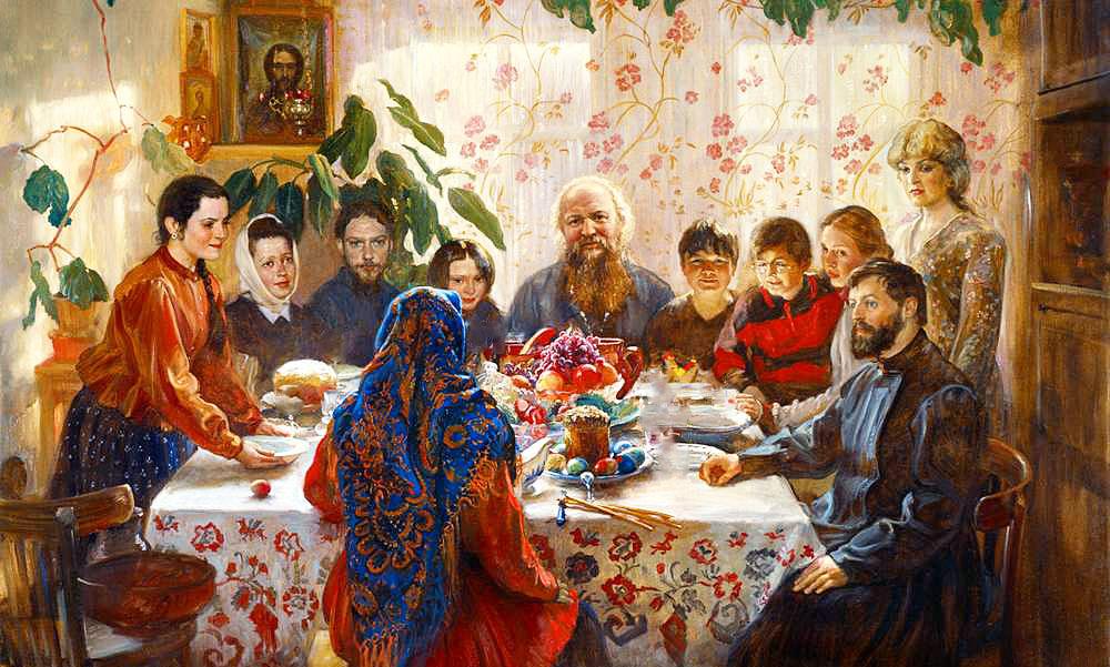 Жена дяди по отношению к его племянникам 172