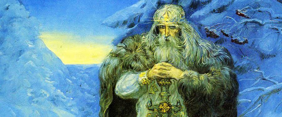 Родные Боги Славяно-Ариев. Часть 4. Бог Сварогъ.